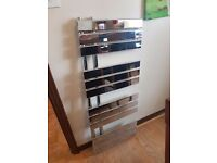 Heated Towel Rail Designer Chrome Bathroom Radiators 1200*500 mm