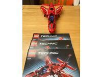 Lego Technic 9394 Jet Plane