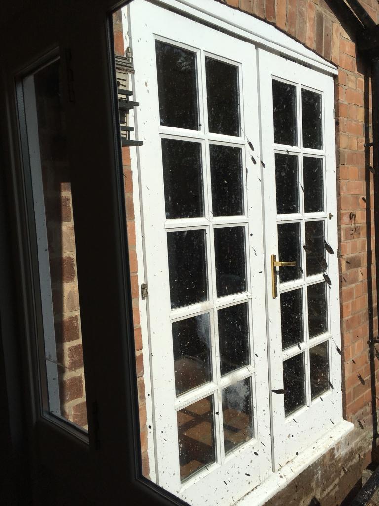 German Double Glazed Patio Doors In Leamington Spa Warwickshire