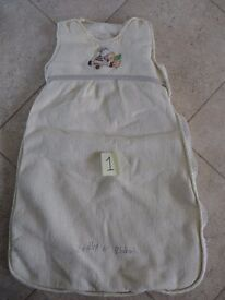 Baby Sleeping Bags – Various Ages and Togs
