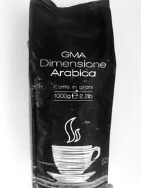 3 kg. Roasted coffee beans - 100% Arabica