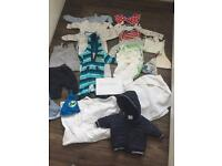 Baby boy Next clothes bundle
