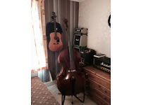 Eberhard Meinel German double bass made in the early 1970's.