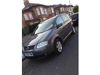 2005 VW TOURAN 7 SEATER FULLY LOADED!