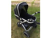 I safe pushchair & carrycot