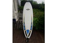 5' 10 inch BIC FISH SURFBOARD - PERFECT FOR PROGRESSING AND ALSO FOR BEGINNERS & INTERMEDIATES!
