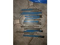 Chisels and punches