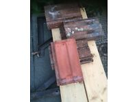 Marley 1500 used roof tiles good condtion