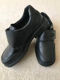School boys shoes,