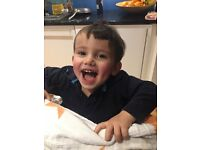 6 and 2 Year Old Boys Seek Energetic Full Time Live out Spanish Speaking Nanny in Brook Green