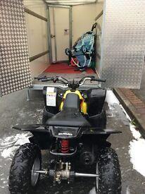 Suzuki Quad 90 cc