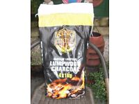 JOB LOT OF THREE BAGS x ( 4 x 1 kilo bags ) ' KING of the GRILL ' INSTANT LIGHTING '