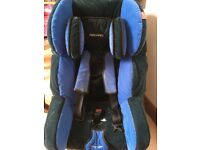 Child Recaro Car Seat
