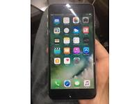 iPhone 6 Plus 128GB Factory Unlocked Sim Free Great Condition Boxed Charger and Cases