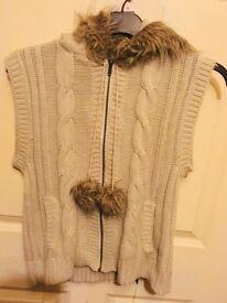 Size 16 Woman's Zip Up Cardigan