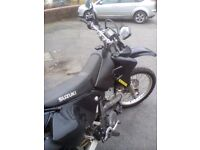 Suzuki DRZ400SY, £1500, good condition, good runner, needs a little t.l.c hence the price.