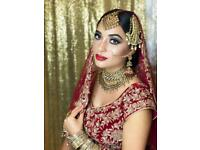 £400 Mega sale!!! Asian bridal hair, makeup and henna artist.