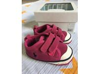 Ralph Lauren baby girl shoes