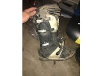 Motocross boots Thor size 10