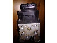 CITROEN XSARA PICASSO 1.6 ABS PUMP & CONTROL BOSCH 0273004353