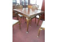 mahogany in glasgow dining tables chairs for sale gumtree