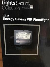 PIR ECO ENERGY Saving Flood Light