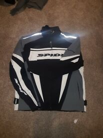 BRAND NEW !! Byker Multi layer Jacket H2 OUT Vampire Black/Gray RRP £220
