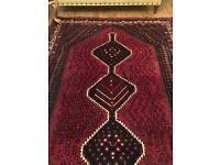 "Persian rug 6ft 8"" x 9ft 2"""