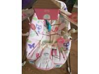 Baby bouncer with original box