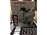 Kenwood Chef/Major Multi Food Grinder/Mincer