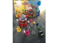 2 Play-doh sets