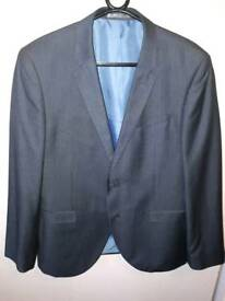 Next men's jacket suit 40 R tailored suit