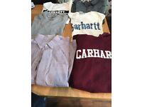 mens teeshirts and shirts Carhartt