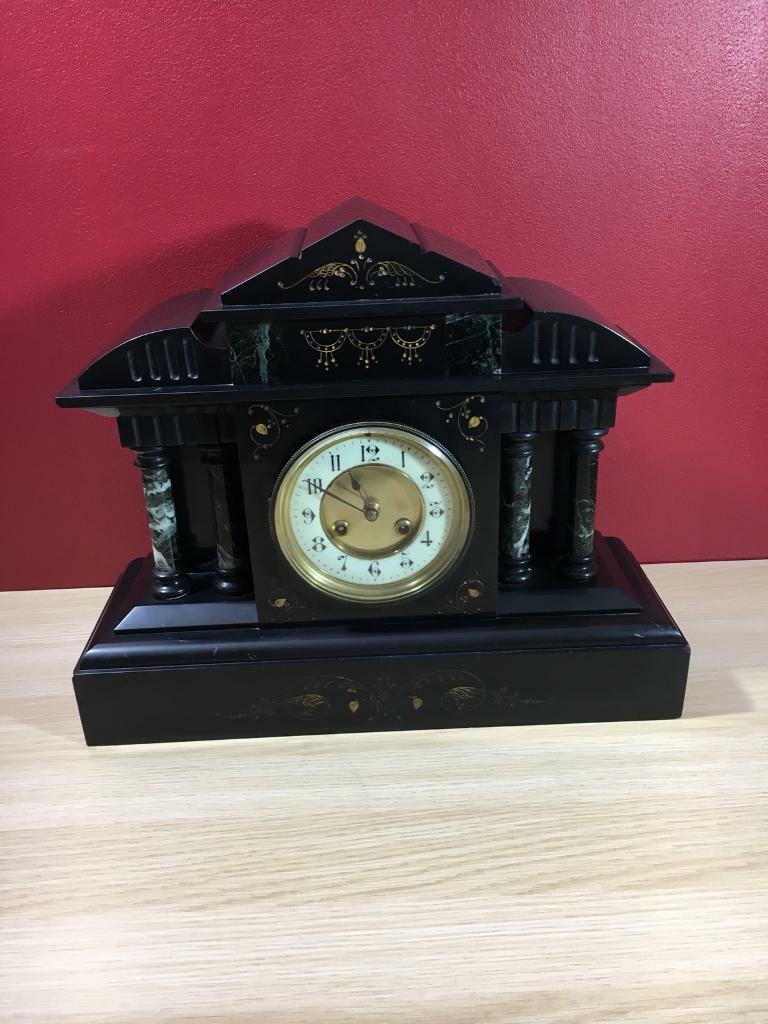 Antique heavy clock
