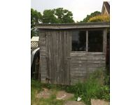 7 x 5 pent shed