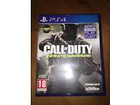 Call of Duty Infinite Warfare COD PS4 ONO Swap