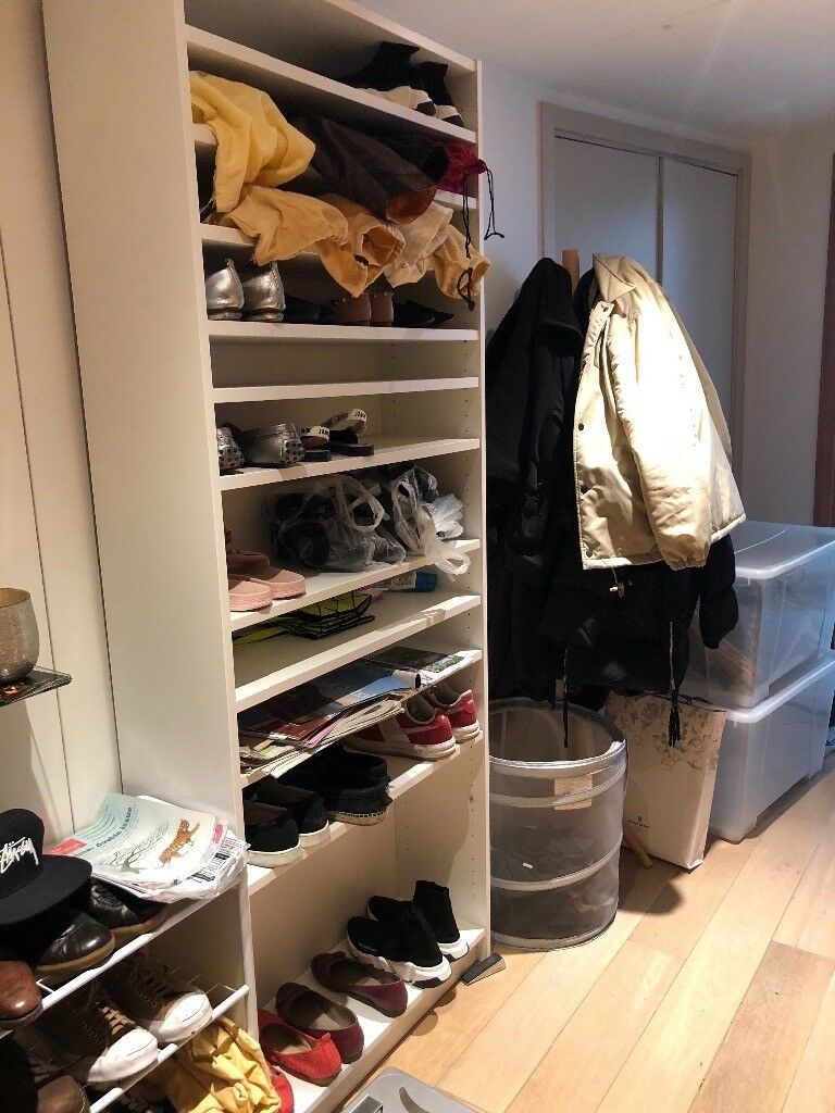 Ikea Billy Bookcase Shoe Shelf In Limehouse London Gumtree