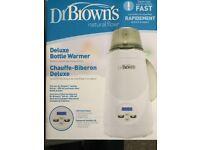 Dr Brown Bottle warmer