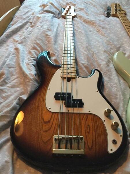 Ibanez Blazer Bass Guitar 1982 for sale  Spalding, Lincolnshire