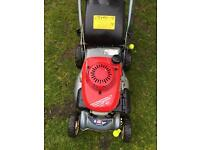 Honda izy self propelled Lawnmower sell or swap for Stihl saw or strimmer