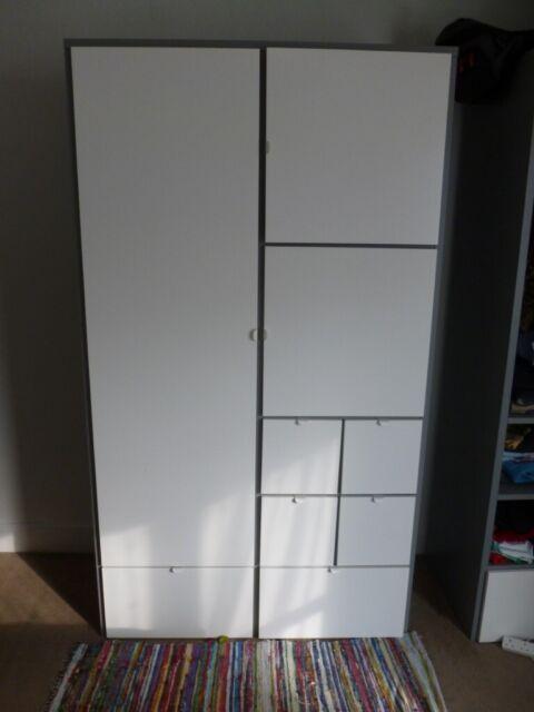 Ikea Visthus Wardrobe In Exeter Devon Gumtree