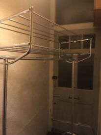 Chrome clothes and shoe rack EXTRA LARGE And STURDY
