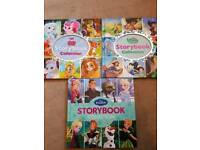 Set of 3 Disney Storybook Collections