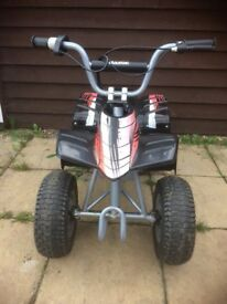 razor kids 24v electric quad