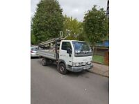 Nissan cabstar 56plate 2007