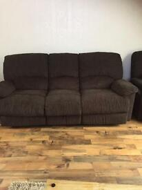 Set of Fabric sofas
