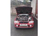 2000 Subaru Impreza UK2000 Turbo