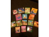 BUNDLE OF CHILDRENS BOOKS - 15 BOOKS