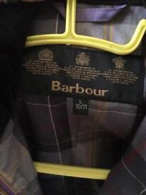 Child's Barbour Coat