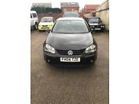 VW Golf 1.6 *Spares and Repairs*